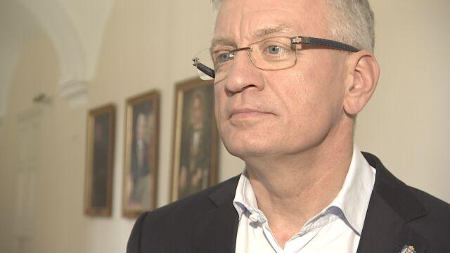 Jacek Jaśkowiak is the Mayor of Poznań since December 2014