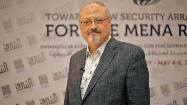 Morderstwo saudyjskiego dziennikarza