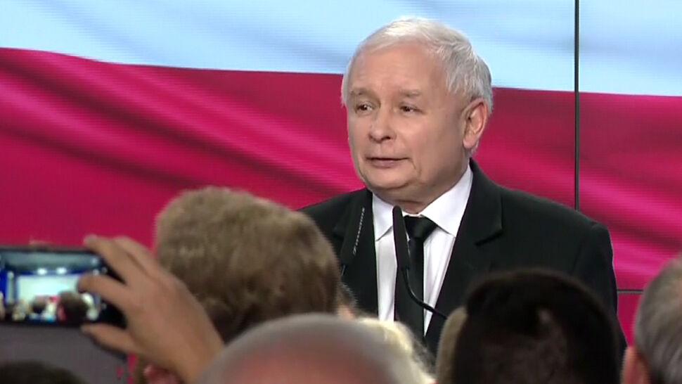 Kaczyński: wygraliśmy z wynikiem, który dobrze wróży, jeśli chodzi o przyszłość