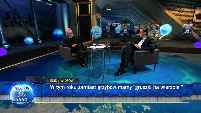 Henryk Sawka i Grzegorz Markowski