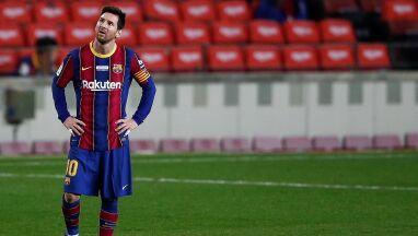 Messi wie, czemu gra słabo.