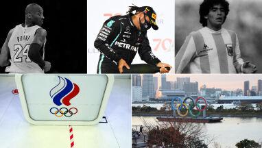 Odeszły ikony, świat sportu się zatrzymał. Trudny rok 2020