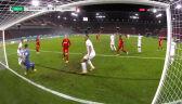 Świetna interwencja Gikiewicza w meczu Augsburg - RB Lipsk