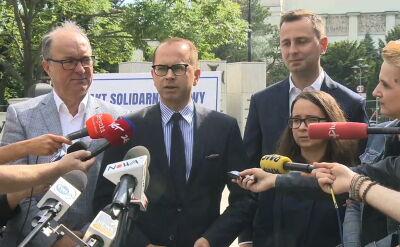 Michał Szczerba o pakcie solidarnościowym