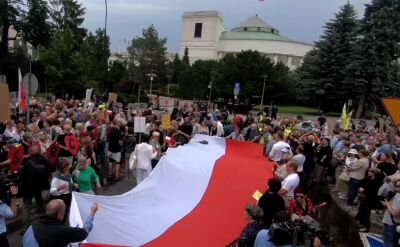 Fragment wystąpienia Doroty Stalińskiej przed Sejmem