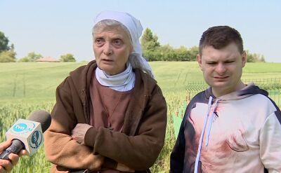 Siostra Chmielewska o protestujących niepełnosprawnych: dla mnie to są bohaterowie