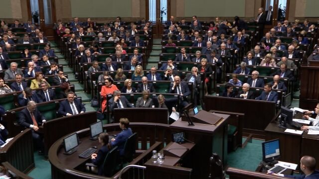 Sejm odrzucił projekt ustawy znoszący obowiązek szczepień