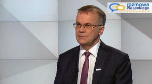 Sellin o Tusku: wolałbym, żeby nie wrócił już do krajowej polityki