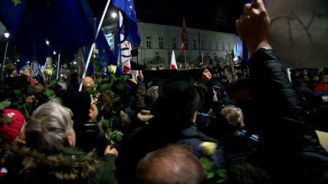 Nowacki: kontrdemonstracje dają paliwo dla polaryzji społeczeństwa