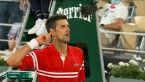 Djoković wygrał 3. seta półfinału French Open