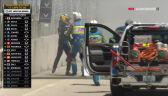 Grosjean chciał sam gasić płonące hamulce w swoim samochodzie podczas Grand Prix Detroit 2