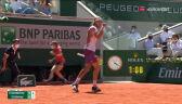 Tsitsipas wygrał 1. seta finału French Open