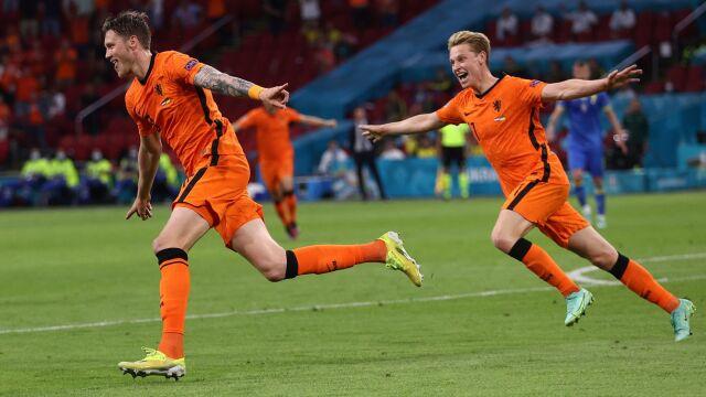 Pięć goli w Amsterdamie. Holandia górą po niesamowitej wymianie ciosów