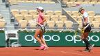 Świątek i Mattek-Sands przełamane w 1. gemie finału French Open