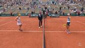 Skrót meczu Krejcikova – Pawluczenkowa w finale French Open