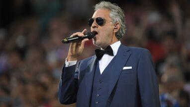 Andrea Bocelli gwiazdą wieczoru. Jak będzie wyglądać ceremonia otwarcia Euro 2020?