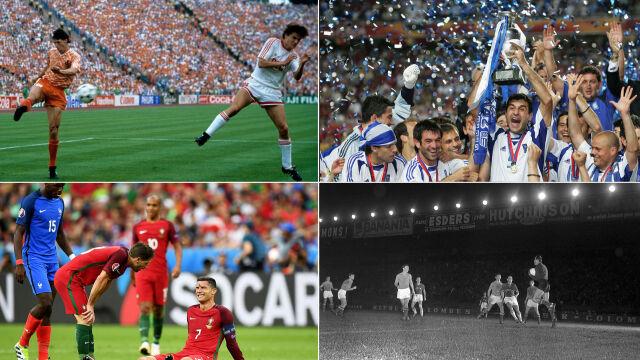 Rzut monetą, greckie wesele, łzy Ronaldo. Dziesięć historii, za które kocha się Euro