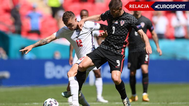 Anglia - Chorwacja (WYNIK I RELACJA)