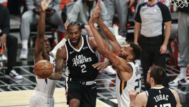 U siebie Clippers odrabiają straty. Wygrana po wyjazdowych porażkach