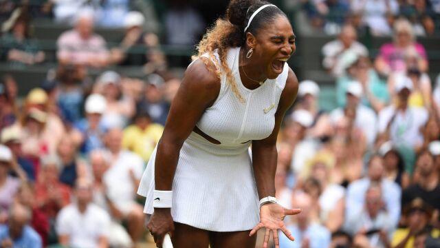 Kontrowersyjny taryfikator na Wimbledonie. Większa grzywna za rakietę niż za słowa o bombie