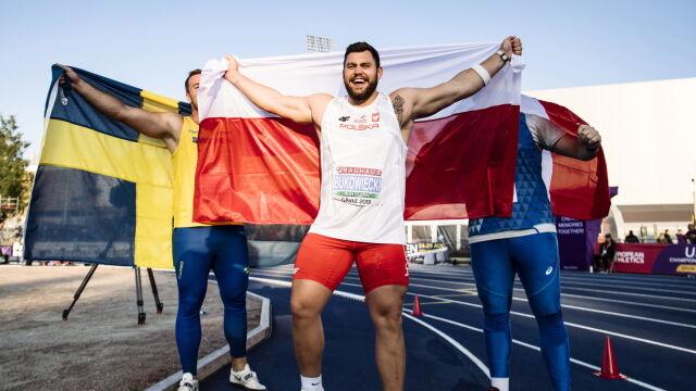 Popis młodych polskich lekkoatletów. Są w czubie klasyfikacji medalowej