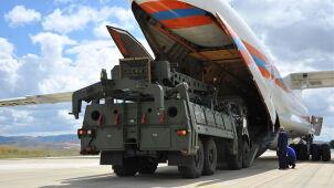 Źródło napięć między sojusznikami w NATO. Pierwsze elementy S-400 już w Turcji