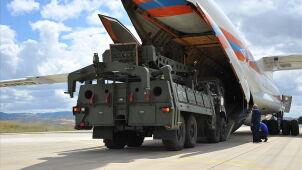 Kolejne rosyjskie systemy rakietowe dotarły do Turcji