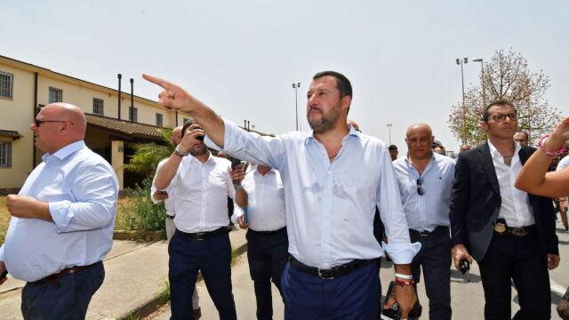 Prokuratura zajmie się partią Salviniego. Chodzi o domniemane powiązania z Moskwą