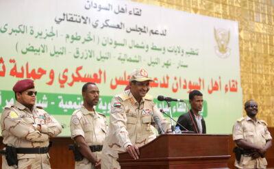 Rada Wojskowa informuje o udaremnieniu próby zamachu stanu
