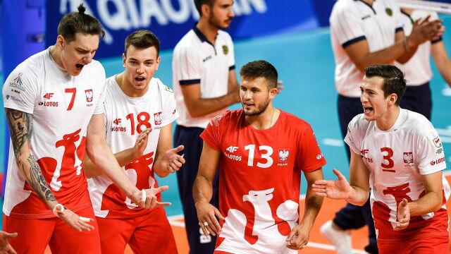 Młodzi siatkarze pokonali Rosję. Zagrająo złoto Uniwersjady