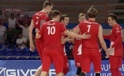 Polska wygrała 2. seta w półfinale Uniwersjady