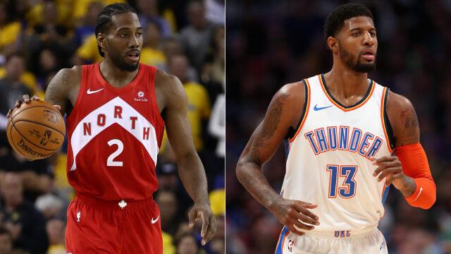 """Wielkie gwiazdy oficjalnie w Clippers. """"To historyczny moment"""""""