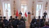 Jacek Czaputowicz o relacjach chińsko-polskich