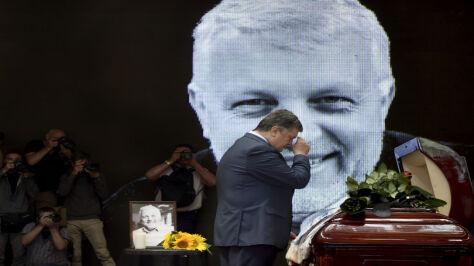 """""""Społeczeństwo już dawno powinno otrzymać odpowiedź na pytanie, kto zabił Pawła"""""""