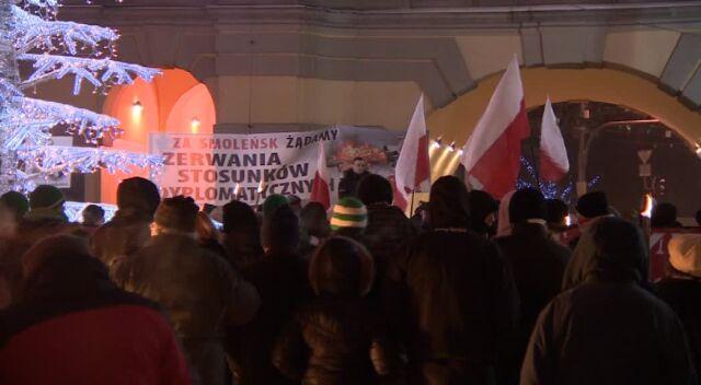 W marszu wzięło udział około 400 osób