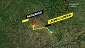 Trasa 20. etapu Tour de France 2022