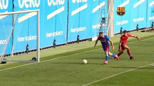Aguero znowu strzela. Pierwszy gol Argentyńczyka dla Barcelony