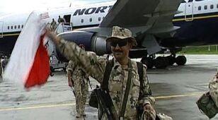 Opóźniony powrót żołnierzy z Iraku