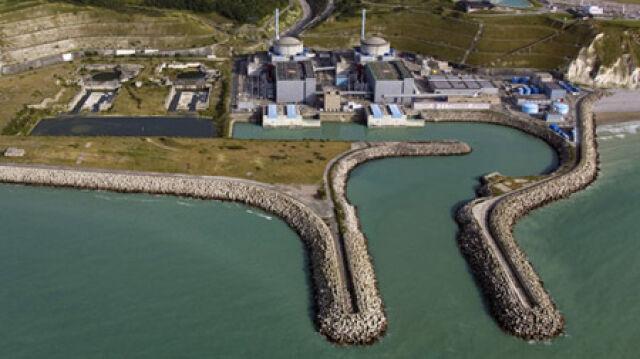 Dwa źródła ognia we francuskiej elektrowni atomowej