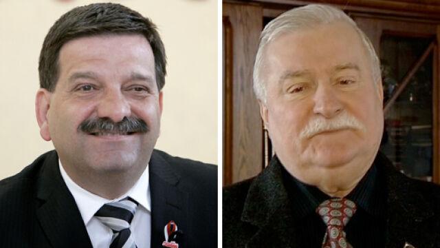 """Wałęsa krytykuje """"S"""". Związek przypomina 1990"""