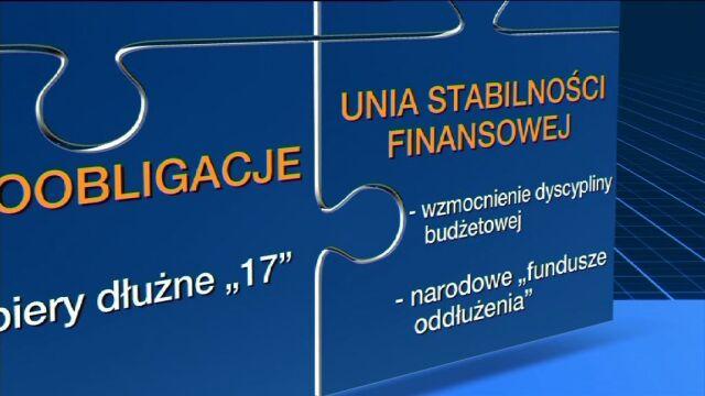 Na ratunek strefie euro/TVN24