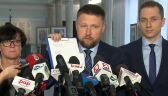Posłowie PO o zawiadomieniu w sprawie działań podkomisji smoleńskiej