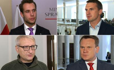 Politycy komentują wejście w życie ustawy o IPN cz. 1