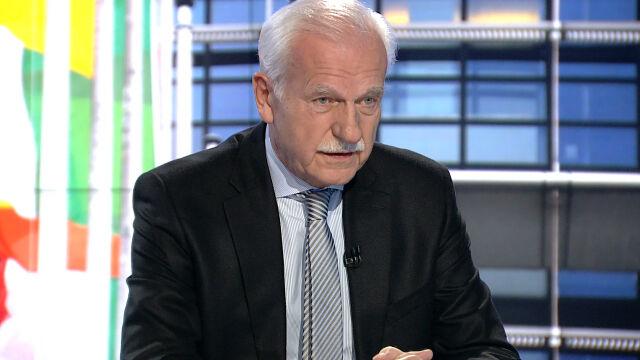 """Andrzej Olechowski w """"Faktach po Faktach"""""""