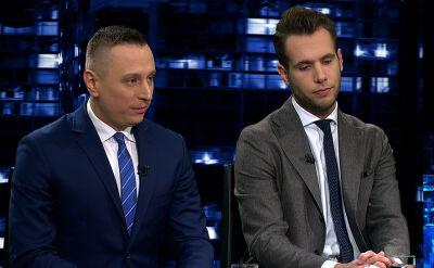"Krzysztof Brejza i Jan Kanthak w ""Kropce nad i"""