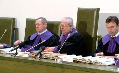 Sędzia Stanisław Zabłocki przechodzi w stan spoczynku