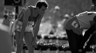Nie żyje jeden z najlepszych włoskich biegaczy. Był zakażony koronawirusem jak jego zmarły ojciec