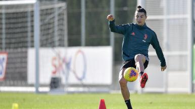 Ronaldo trenuje na Maderze.