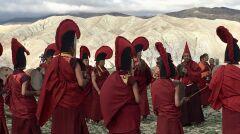 Buddyjski festiwal Tidzi w Lo Manthangu