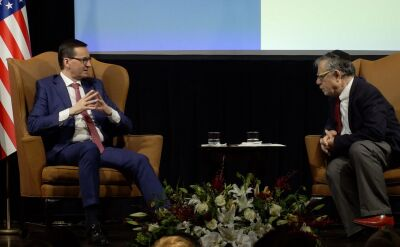 Premier w USA mówił o sędziach i praworządności w Polsce